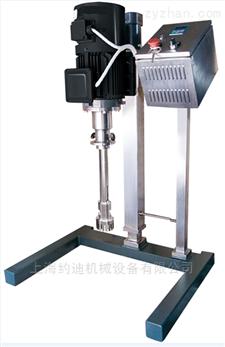 顶装式立式小批量生产高剪切乳化机