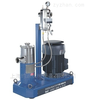 约迪分体式管线高速剪切分散乳化机
