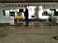 大型自动化微波中药丸干燥设备
