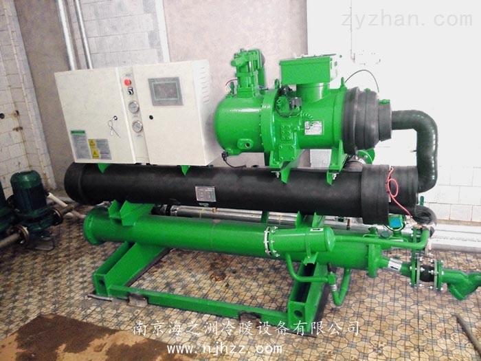 HZS-385WST(-5℃)水冷螺杆低温冷水机组