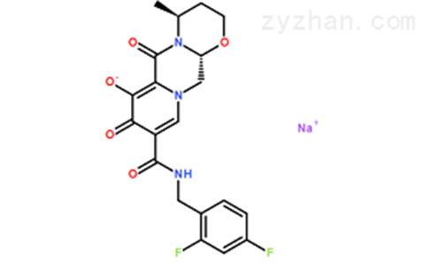 HIV抑制剂化合物原料度鲁特韦钠盐少量供应