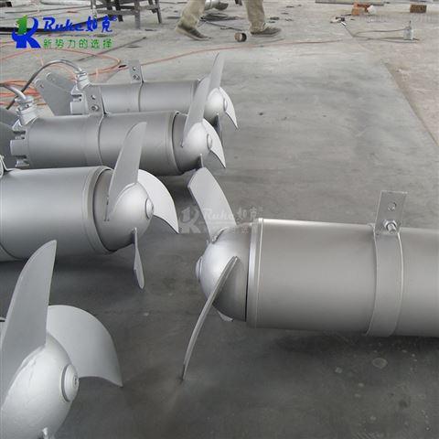 贮泥井潜水搅拌机选型