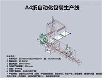 廠家定制全自動折天蓋蓋天蓋捆扎包裝流水線