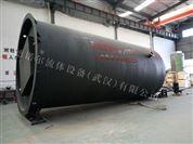 不锈钢一体化预制泵站 乡镇生活污水排放泵