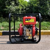 2寸柴油自吸泵 应急抽水泵 小型柴油水泵