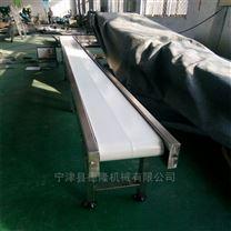 不銹鋼食品輸送機食品皮帶輸送線