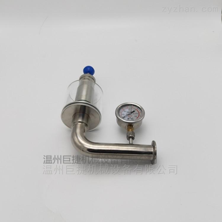 厂家供应卫生级快装式、活接式等各种排气阀