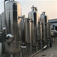 梁山二手2吨3效不锈钢浓缩蒸发器