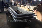 不锈钢方形补偿器耐高温耐腐蚀波纹管伸缩节