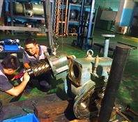 约克压缩机抱轴维修 ;约克XJF120维修保养