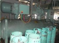 约克YS冷水机维修保养;水冷螺杆压缩机大修