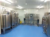 1T/h純化水設備