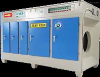 UV光氧催化凈化器的凈化步驟及工作原理