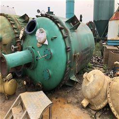 化工厂专用二手1吨搪瓷反应釜