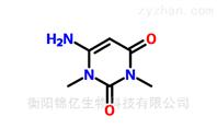 1,3-二甲基-6-氨基脲嘧啶中间体:6642-31-5