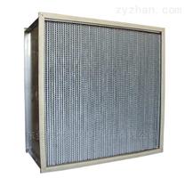 耐高湿高效空气过滤器厂家