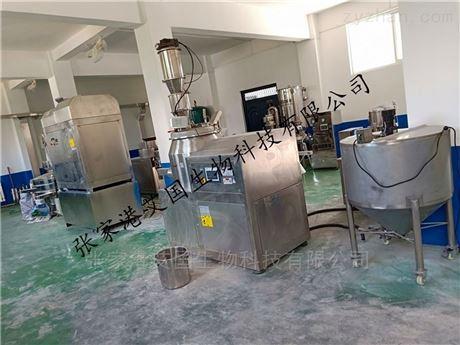 干粉有机肥造粒机饲料制粒机对辊压球机