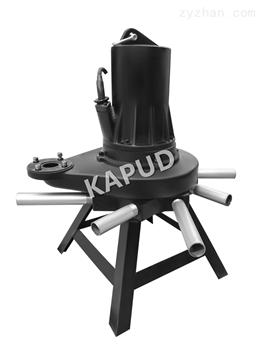 减少死角8孔曝气管QXB0.75污水离心曝气机