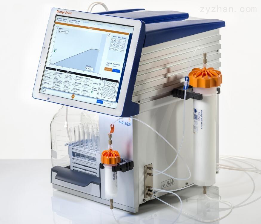 瑞典Biotage Selekt快速制备液相色谱