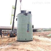 河南一体化污水泵站的作用