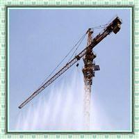 围挡喷淋塔机建筑工地自动喷雾塔机
