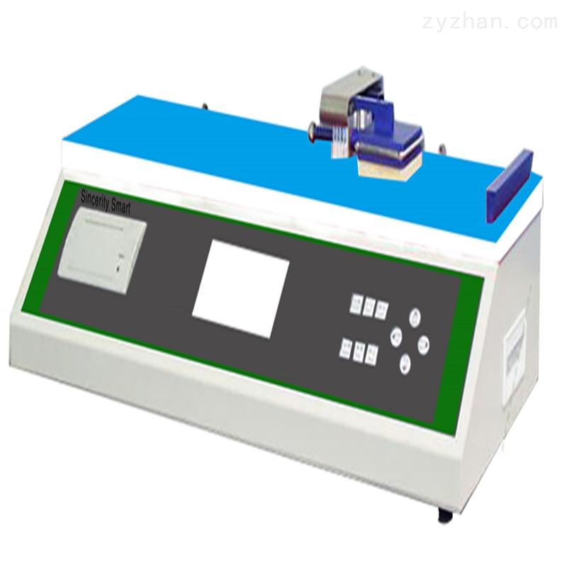 纸箱摩擦系数测试仪型号