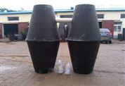 双瓮漏斗式化粪池根据需要可以任意拼装