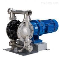 进口不锈钢电动隔膜泵(欧美品牌)美国KHK
