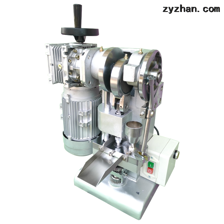 TDP涡轮单冲压片机