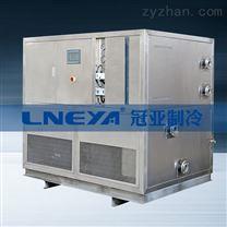 无锡冠亚  配套玻璃反应釜 制冷制热设备