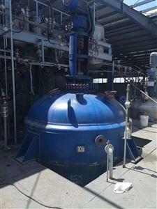 梁山二手5吨电加热反应釜