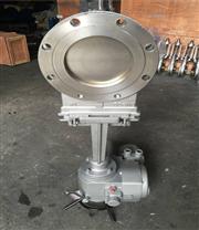 刀型闸阀 PZ973X-16C DN250电动浆液阀