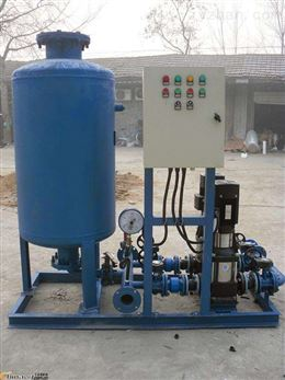 压差型20um定压补水装置性能