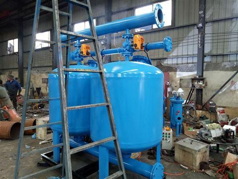 立式5罐浅层砂过滤器应用