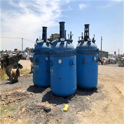 化工厂专用二手3吨搪瓷反应釜