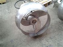 不锈钢冲压式潜水搅拌机QJB4/6-320/3-960