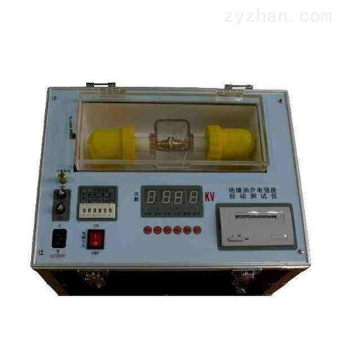 厂家石油分析仪油品耐压仪