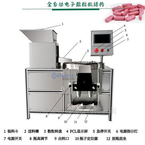 新款PLC光电数片机 全自动胶囊电子数粒机