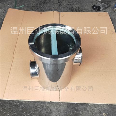 非标定做 不锈钢 卫生级隔断器 阻断器 地漏