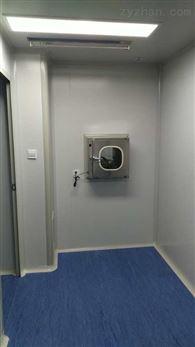 青岛洗消间|消毒室|实验室|无菌室规划装修