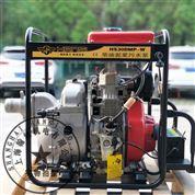 翰丝4寸柴油机泥浆泵风冷