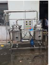 中藥動態多功能提取濃縮罐多行業適用