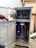 PLC控制DN400雨水一體機研發