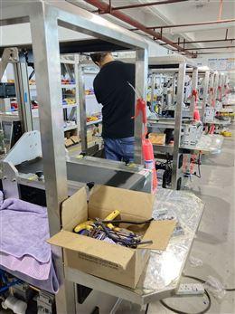 全自动面膜机折叠装袋机包装机