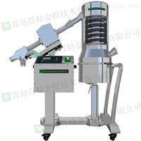 QTD325-M医药金属检测除尘一体机