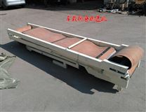 小型皮帶輸送機傳送帶水泥糧食升降式卸貨機