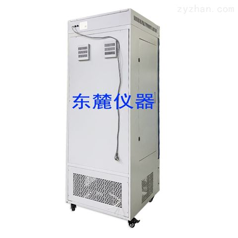 外置加湿器双门人工气候培养箱技术参数