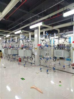 双层玻璃反应釜厂家
