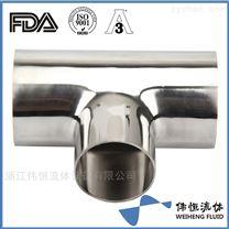 卫生级、洁净级变径焊接三通