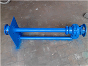 YW防爆型大功率液下泵供应立式长轴无堵塞